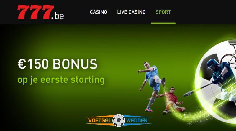 777bet bonus