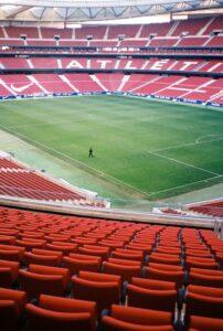 Atletico Madrid Stadion
